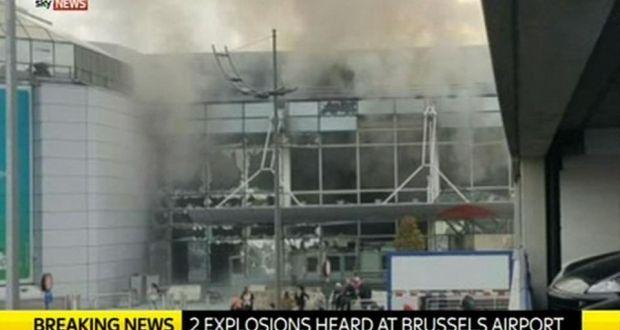 Belgium airport bombing 3-22-16