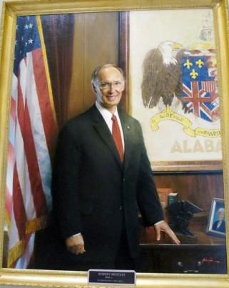 Alabama Governor, Robert Bentley