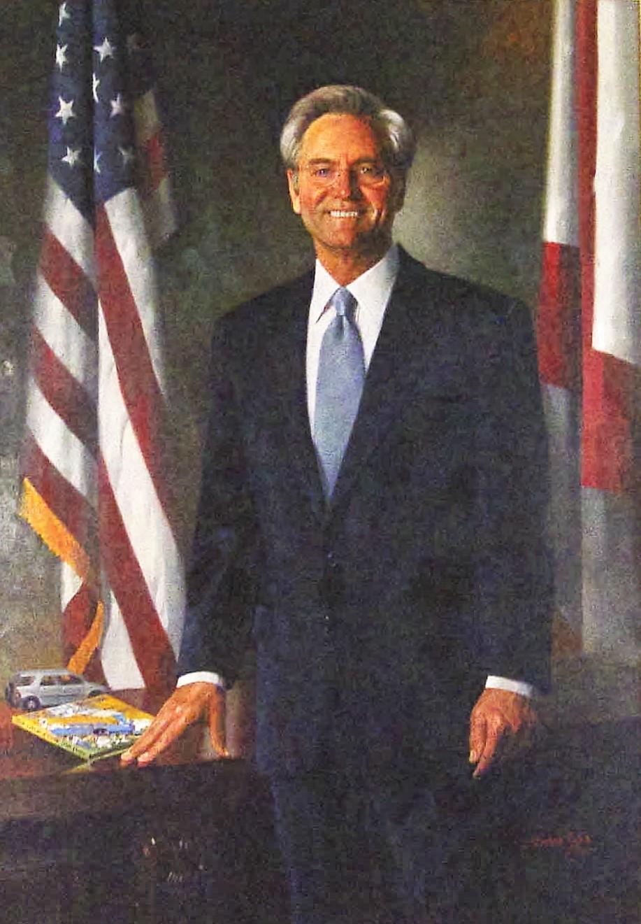 Former Alabama Governor, Don Siegelman