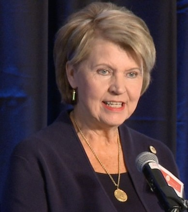 Nancy Buckner, DHR Commissioner