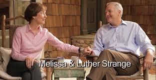 melissa luther strange