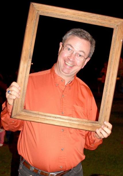 Judge Myron C. Milford appears to have framed himself.