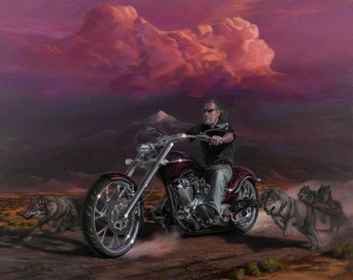 Morris Motorcycle